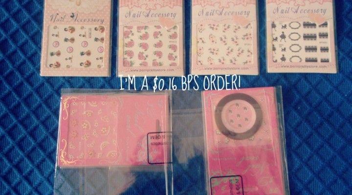 Mini-haul » Ordinare da Bornprettystore (quasi) gratis! | » Cookies, tea & make-up