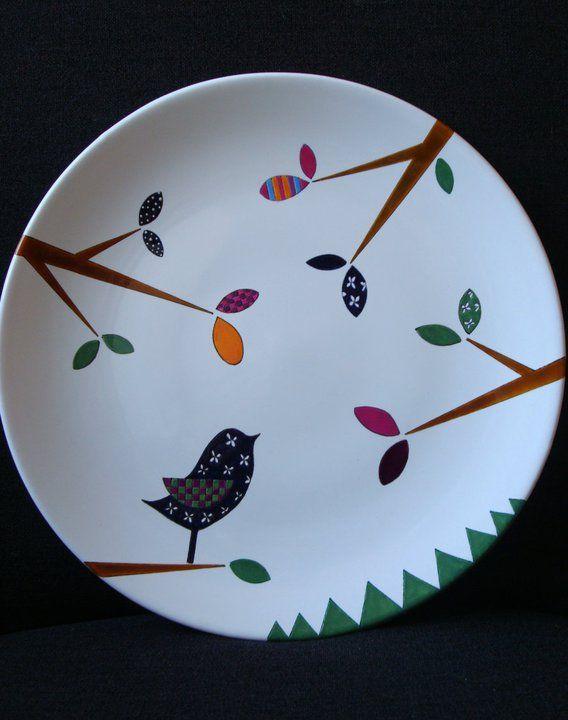 Trouvaille du jour : Vaisselle de créateur. À table !