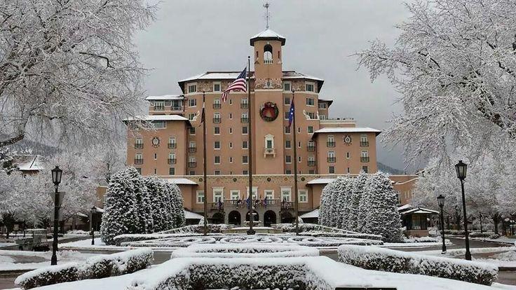 The Broadmoor Colorado Springs,CO Home Sweet Home