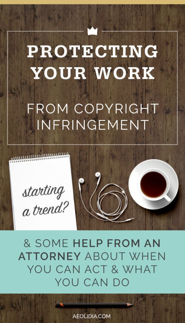 What to do when someone copies your design? We talk copyright infringement with Rifle Paper Co., Emilly McDowell, Skinny laMinx, & more creative businesses.