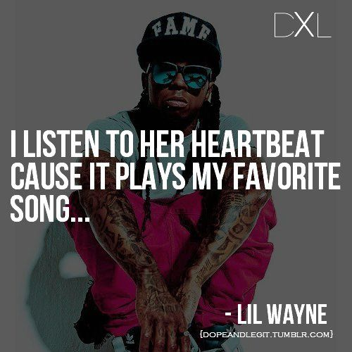 Quotes Lil Wayne Tumblr Quotes Lil Wayne Quotes About Love ...