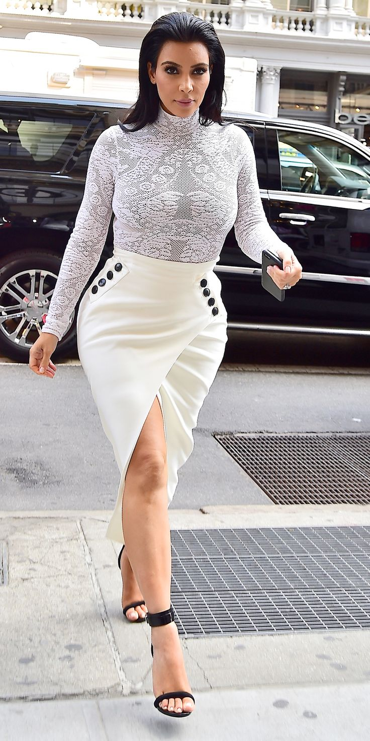 5 Style Lessons for Petite Girls From Kim Kardashian | Get ...