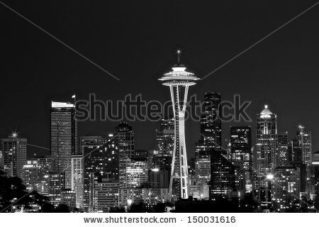 Imagen gratis en Pixabay - Horizonte De La Ciudad, Seattle