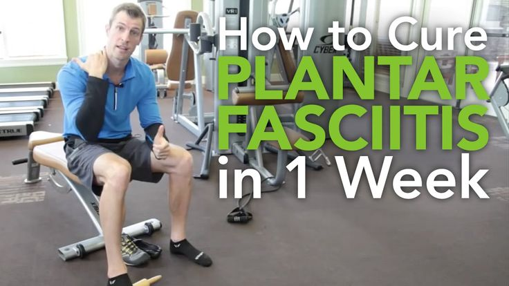 How to Cure Plantar Fasciitis in 1 week http://www.draxe.com #health #holistic #natural