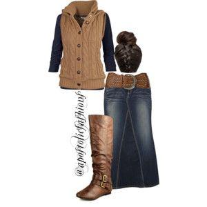 Apostolic Fashions #1015