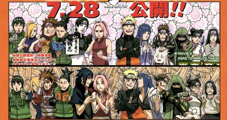 Character differences: Naruto Road to Ninja by NaruHina1526.deviantart.com
