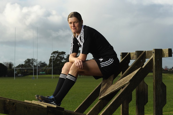 Victoria Heighway captained the side while they were on tour in England in 2009
