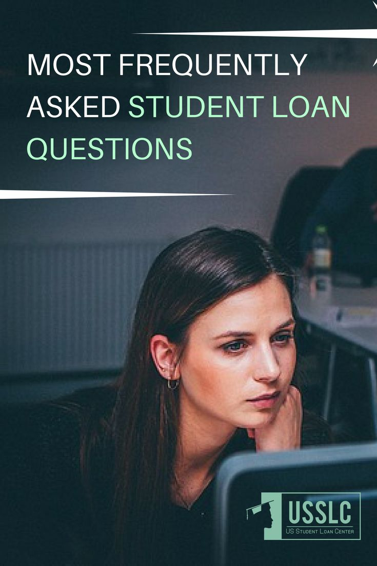 Planning to apply for Student Loans? Know your student loan payments and your repayment options here:  https://usstudentloancenter.org/student-loan-questions-top-10-frequently-asked-questions/?utm_source=PIN