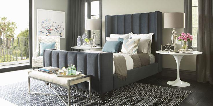 Jeff Lewis Bedroom Design, Jeff Lewis Furniture