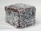 Australian Lamington Official Website: History of the Australian Lamington & recipe. Chocolate & coconut covered, jam filled, mini sponge cakes. #AustraliaItsBig