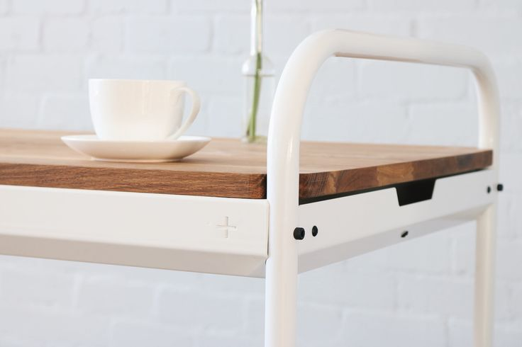 1887 Coffee Trolley || Pedersen + Lennard || furniture design