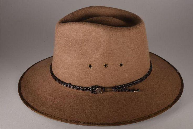 Fallen Broken Street - The Duncan Hat Tan