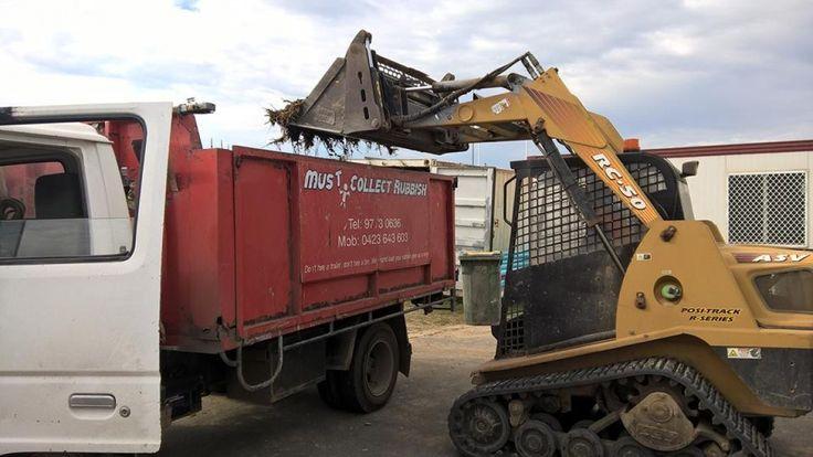 Find best rubbish removal Melbourne? Must Collect Rubbish provide professional rubbish skip removal Melbourne.