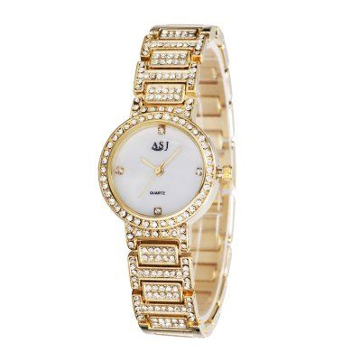 Llévalo por solo $51,100.ASJ B019 de las señoras reloj de cuarzo.