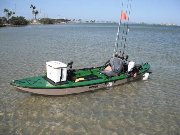 Diablo Paddlesports Fishing Kayak Love The Setup With The