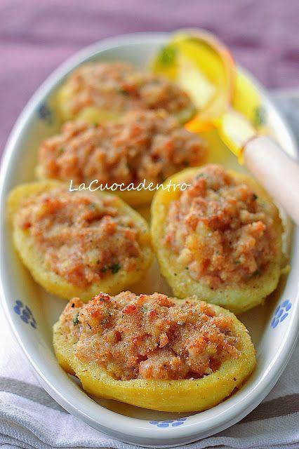 Patate ripiene | La Cuoca Dentro