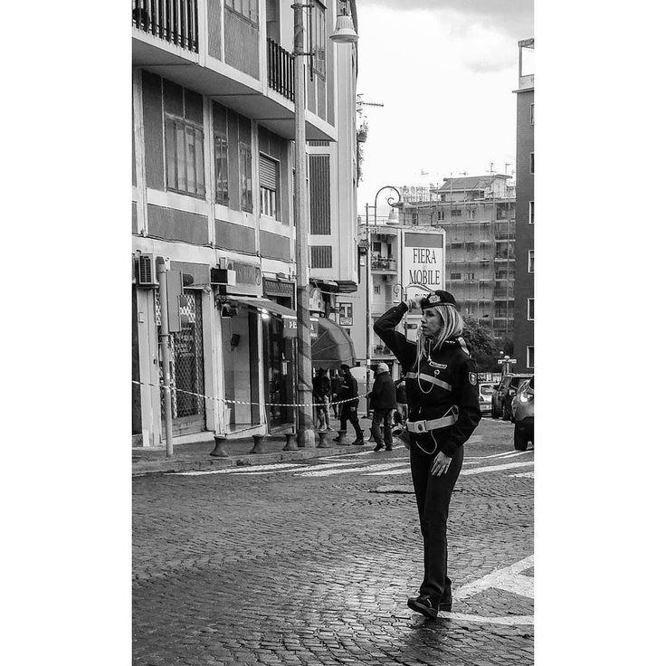 Check and follow my profile! Thanks!Il fascino della divisa... The attraction of the uniform... -- #napoli #naples #bnw #bw #blackandwhite #biancoenero #portraitphotography #portrait #portraiture #streetphotography #ph #photo #photography #photograph #foto #pic #picture #picoftheday #bestoftheday #instaoftheday #photooftheday #gramoftheday #woman #instagood #instago #uniform #blancetnoir #goodmorning #ig #instagram