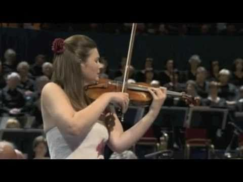 Janine Jansen - Mendelssohn Violin Concerto in E minor, Op. 64 - Music from Jordan Sugars  <3