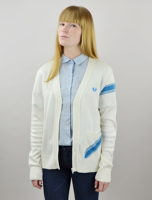 Vintage Fred Perry cardigan