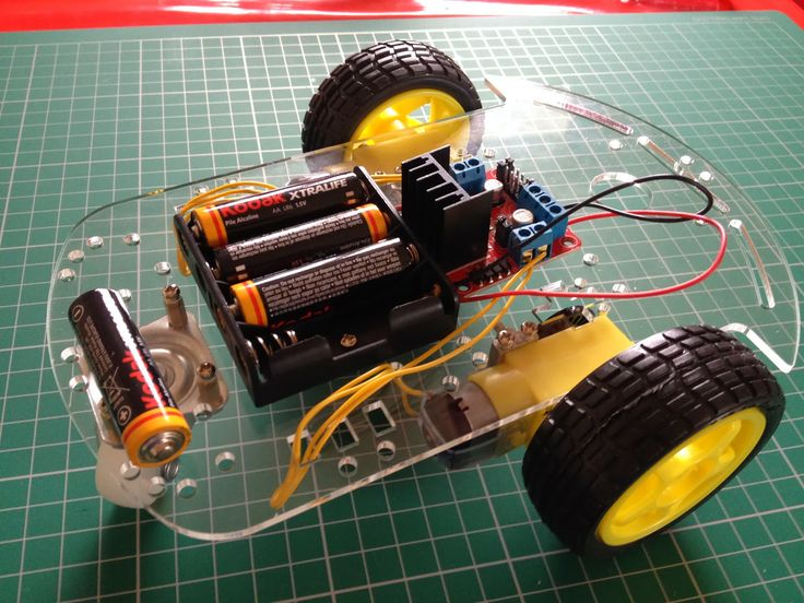 Build your own robot for £20.00