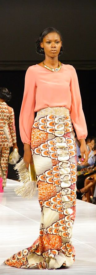 Sunny Rose is a Nigerian fashion label. Designed by Maureen Ikem.