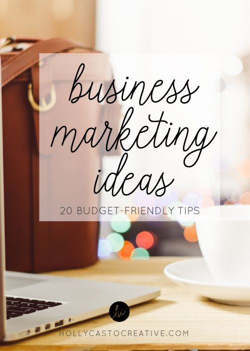 20  Budget-Friendly DIY Marketing Ideas For Your Business