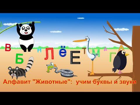 Alfabeto Russo - Русский алфавит (Russian Alphabet) - YouTube
