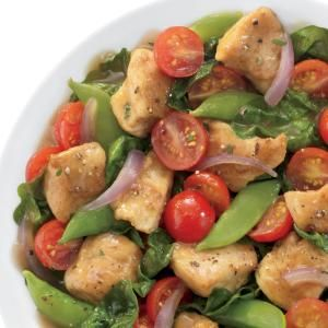 ... Image | Recipes To Try | Pinterest | Snap Peas, Chicken and Pea Pods