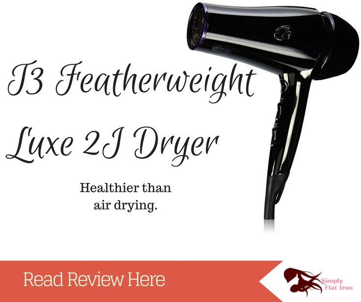 Hairstyles, Hair Colors and T3 Featherweight Luxe 2i Ion Generator Hair Dryer Review - Simply Flat Iron
