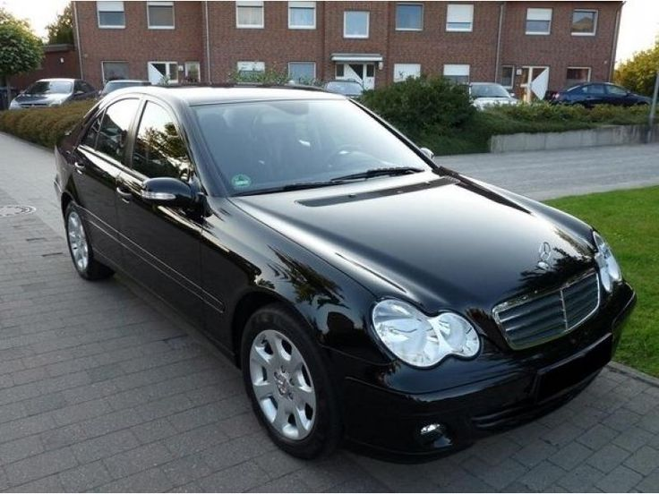Mercedes-Benz C 220 CDI Automatik