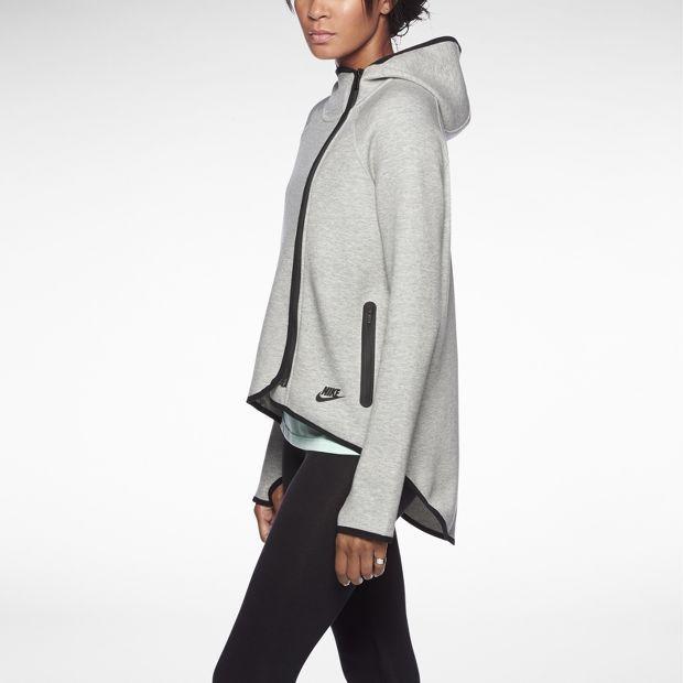Nike Tech Fleece Cape – Sweat à capuche pour Femme