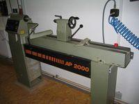 Drechselmaschine Hapfo AP 2000