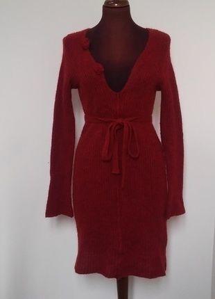 Compra il mio articolo su #vinted http://www.vinted.it/abbigliamento-da-donna/vestiti-fatti-a-maglia/30994-abito-ethic-38-40-rosso