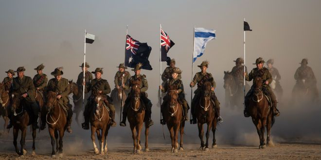 Balfour and Beersheba: 100 Years Since Australian Cavalry Charge Opened Way to Modern Israel - Breaking Israel News | Latest News. Biblical Perspective.