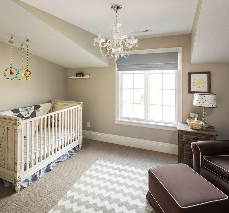Комната для новорожденного: идеи дизайна, советы по оформлению | http://idesign.today/dizajn-interiera/komnata-dlya-novorozhdennogo-idei-dizajna