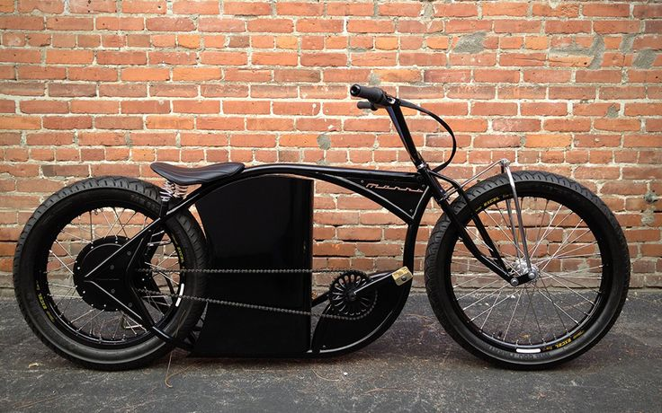 The Marrs Electric Cycle Company was founded by Kacy Marrs after he was injured in a motorcycle accident and found himself unable to ride...
