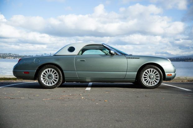 2004 Ford Thunderbird Ford Trucks Ford Thunderbird Ford Classic Cars