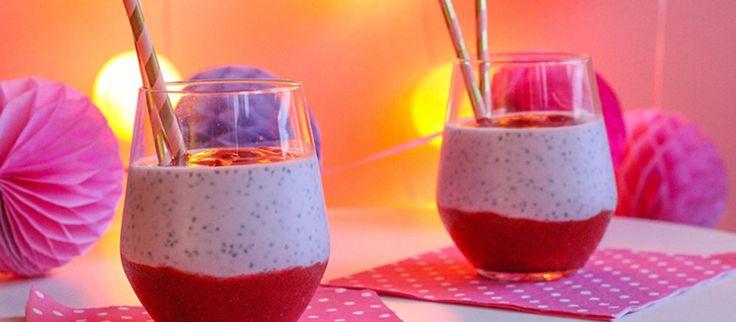 Deser z chia lub dobre śniadanie