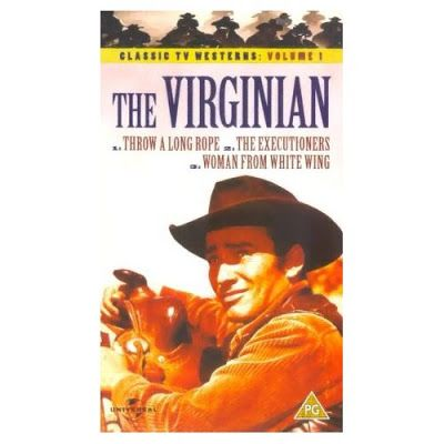 El Virginiano (1962-1971), con James Drury, Lee J. Cobb, Doug McClure, Gary Clarke, Pippa Scott, Hug O' Brian, Richard Bull.