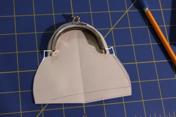 Coin purse tutorial! I've been looking for this