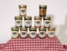 We cannot tell a lie! Our cherry preserves are delicious. Made in Lexington, Virginia.  http://www.mountvernon.org/shop/gourmet-gifts/mount-vernon-jams-jellies-and-preserves