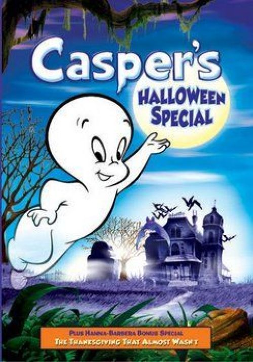 caspers halloween special dvd mod region 1 brand new free shipping - Halloween Movies For Young Kids