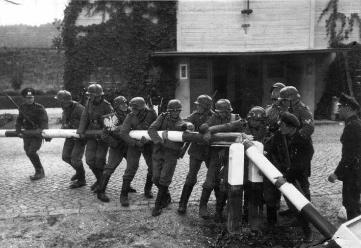 1 de septiembre de 1939: Alemania invade Polonia y comienza la Segunda Guerra Mundial