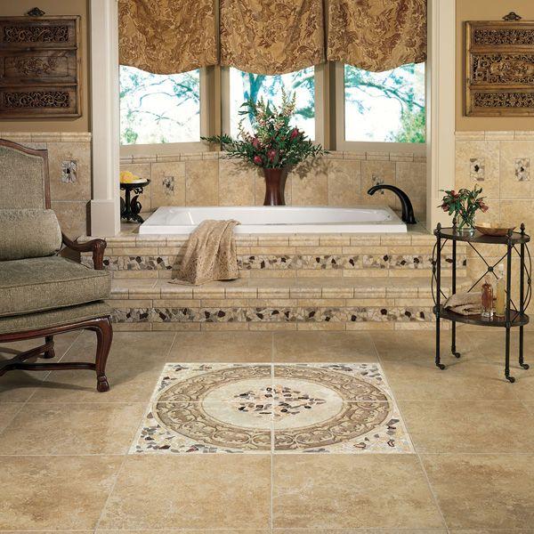 Daltile Castle De Verre 20 X Porcelain Floor Tile