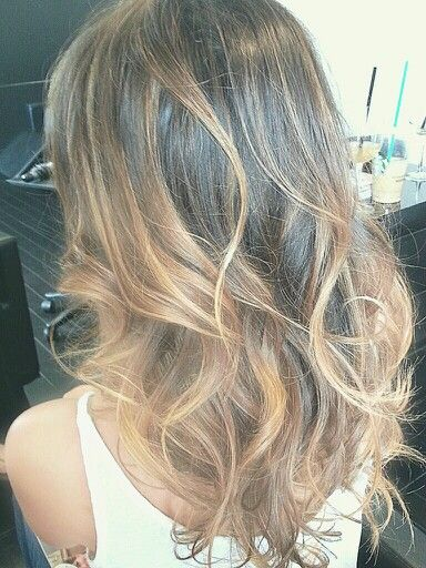 Honey Blonde Ombr 233 Balayage Highlights By Judy Kasai