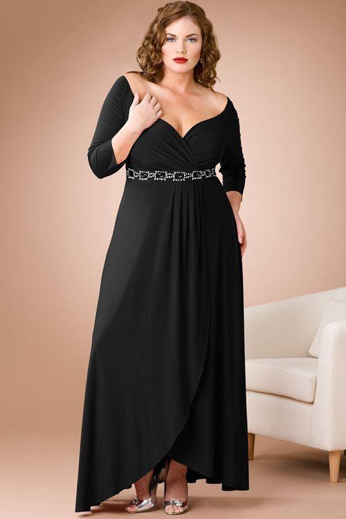 Rental dress online plus sizes