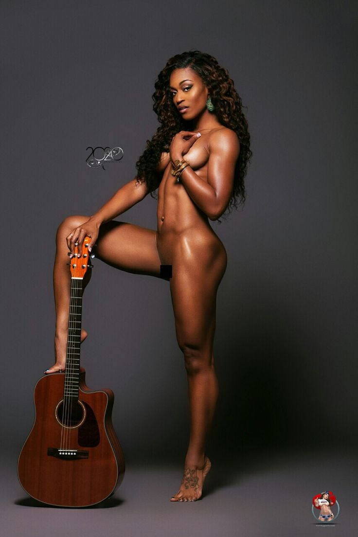 sexy black females naked