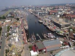 Festival Del Puerto, Bremerhaven, Puerto