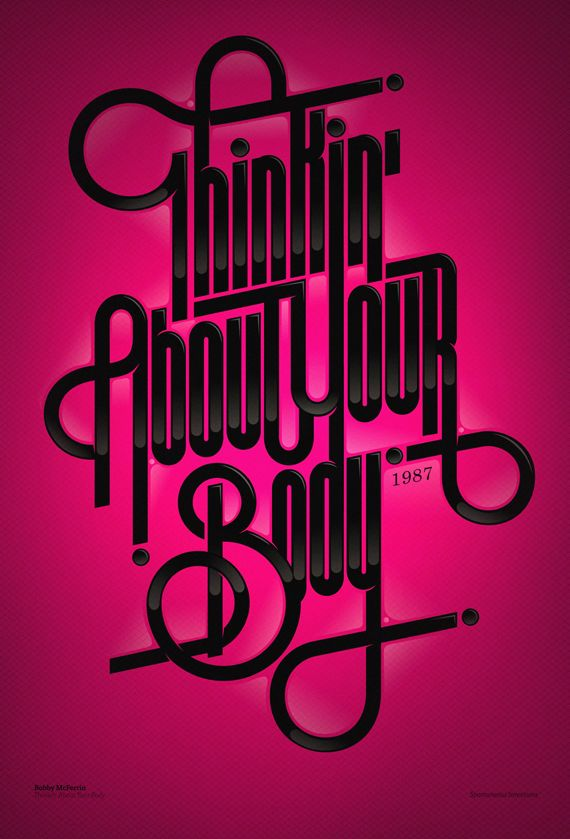 Thinkin´About - André Beato: Design Inspiration, Andre Beato, Circles Design, Illustration, André Beato, Graphics Design, Fonts, Typography Art, Typography Inspiration