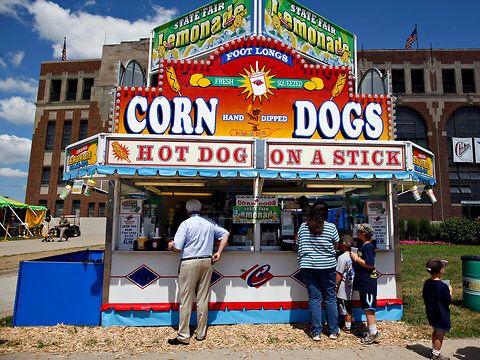 Food Trucks At Fc Buffalo Games